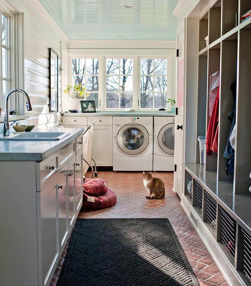 Стиральные машины с сушкой позволяют высушивать любую одежду