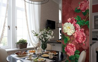 Тюль на кухню: легкие и воздушные занавески для декора окон
