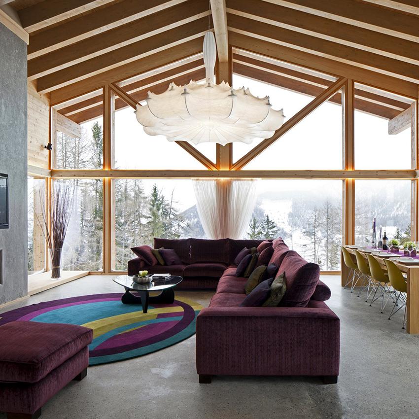 Подбирая диван необходимо учитывать его стиль, цвет и варианты обивки