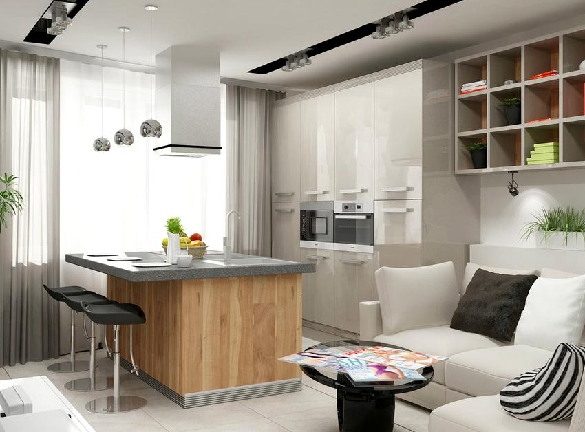 Рынок угловых кухонных диванов представлен мебелью с различными способами трансформации