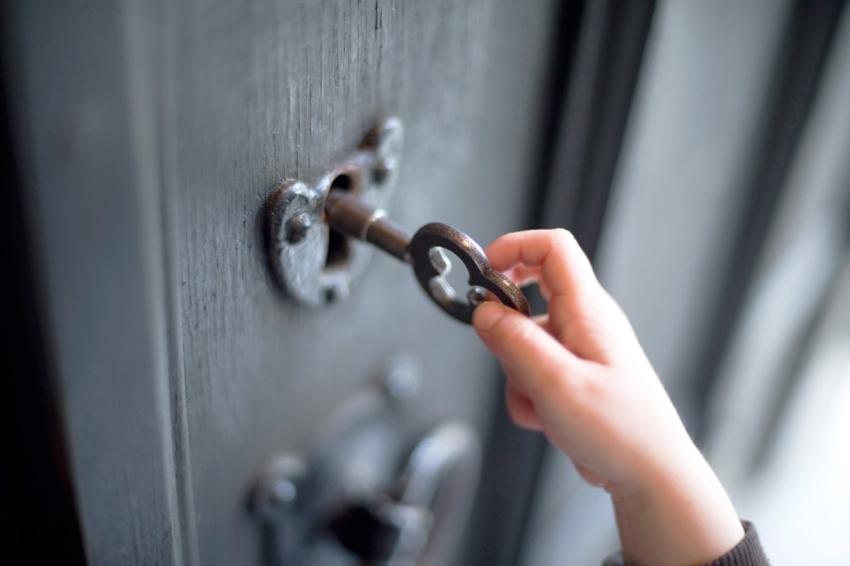 Любой запорный механизм можно идентифицировать в зависимости от формы ключей, которые прилагаются к нему
