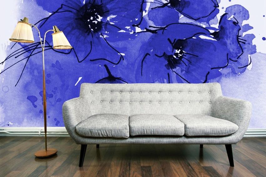 Прямой диван представляет собой практически универсальную модель, которая органично впишется в любое пространство