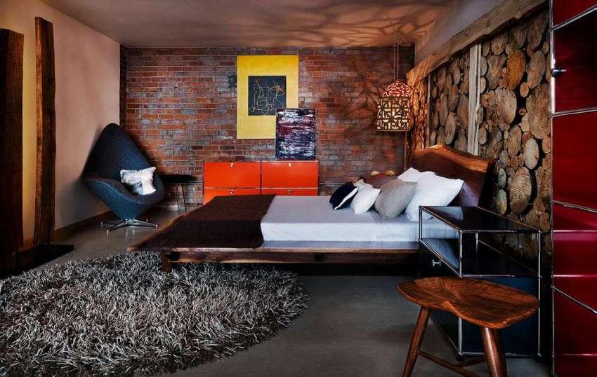 Для спальни скромных размеров не подойдет помпезная обстановка в классическом оформлении и вариантах ответвлений от этого стиля