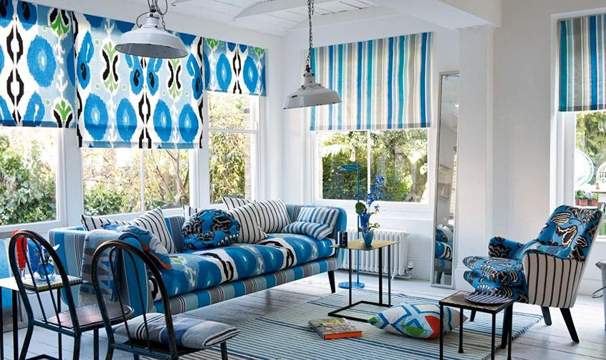 Особой популярностью на сегодняшний день пользуются рулонные и римские шторы