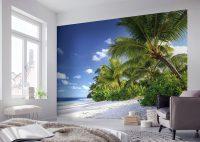 Фотообои в спальне станут одним из эффектных приемов, который создает неповторимый интерьер