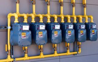 Газовый счетчик для частного дома: обзор моделей и способы размещения