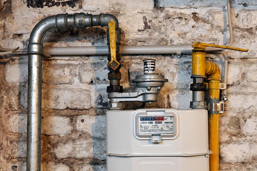 Осуществление ввода счетчика газа для частного дома в эксплуатацию зависит от качества монтажных работ