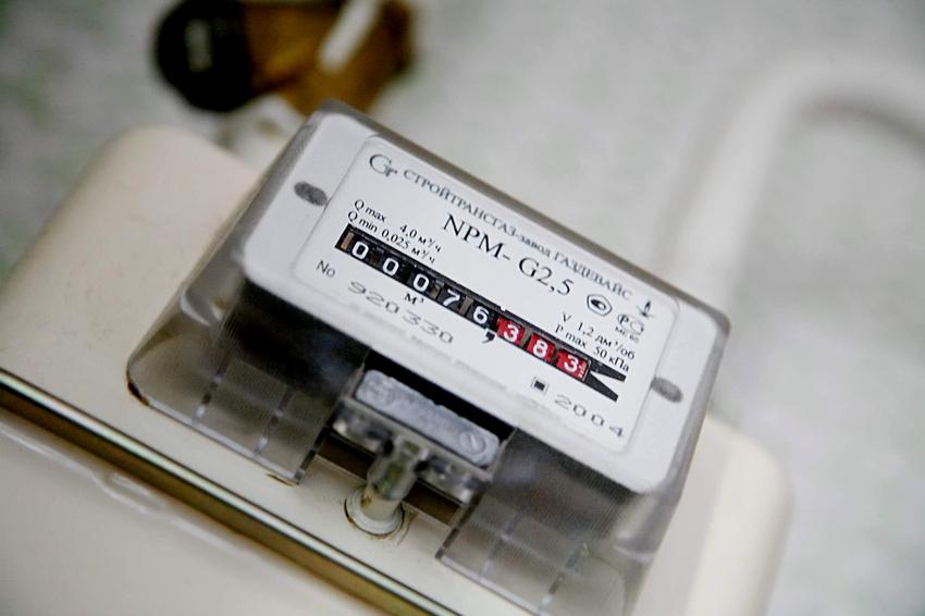 Приступать к выбору газового счетчика для частного дома, нужно после определения его месторасположения