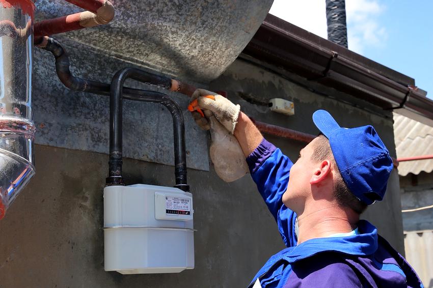 При установке газового счетчика, специалисты службы будут являться как исполнителями, так и приемщиками