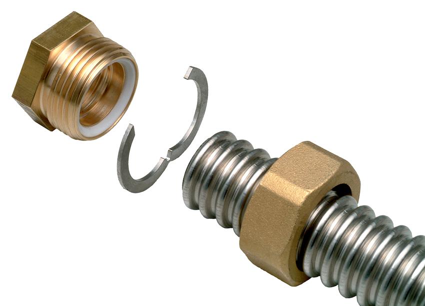 В зависимости от предназначения, гофрированные трубы в бытовом строительстве используют для монтажа отопления, водо- и газоснабжения