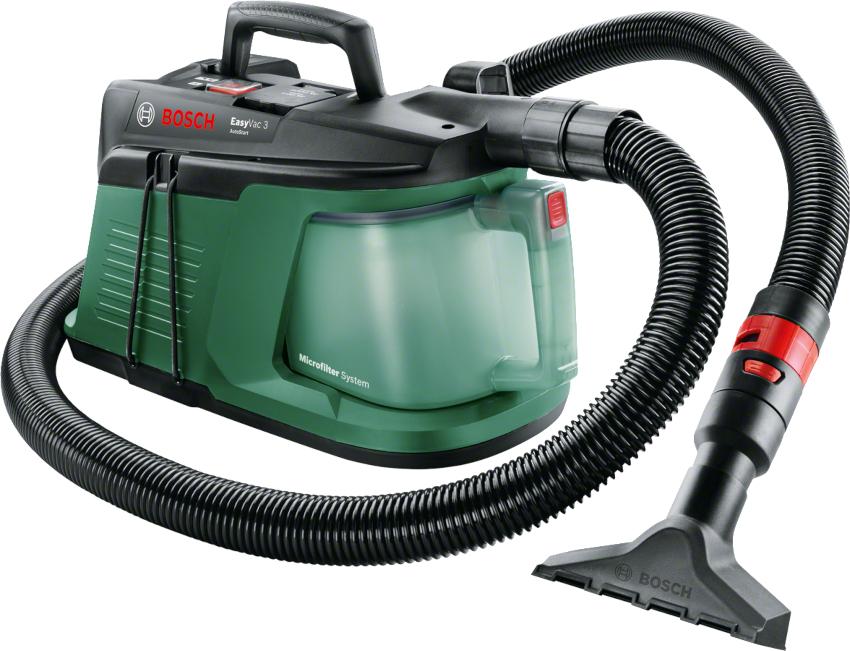 Пылесосы с аквафильтром не рассчитаны на уборку большого количества мусора