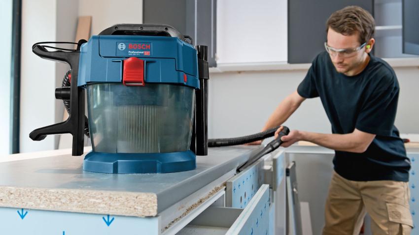 Окончательный выбор модели строительного пылесоса можно сделать благодаря отзывам