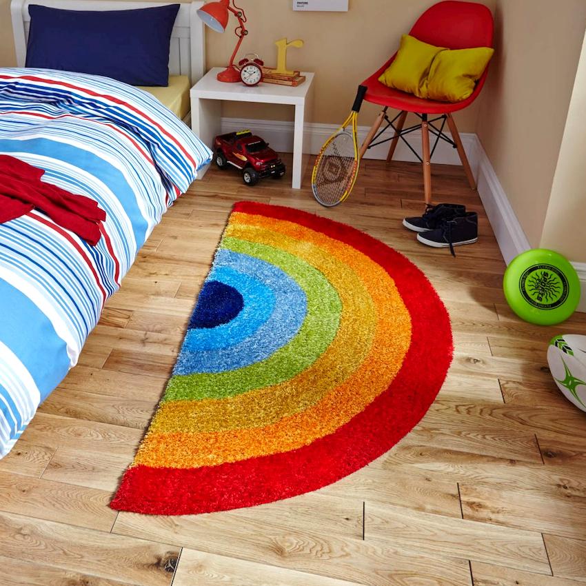 В качестве синтетического материала для изготовления ковриков применяют: акрил, нейлон, полиэстер, полипропилен