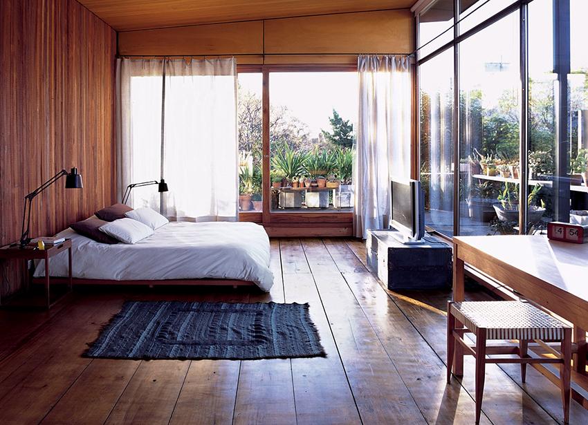 На мебельном рынке представлен большой выбор кроватей без изголовья