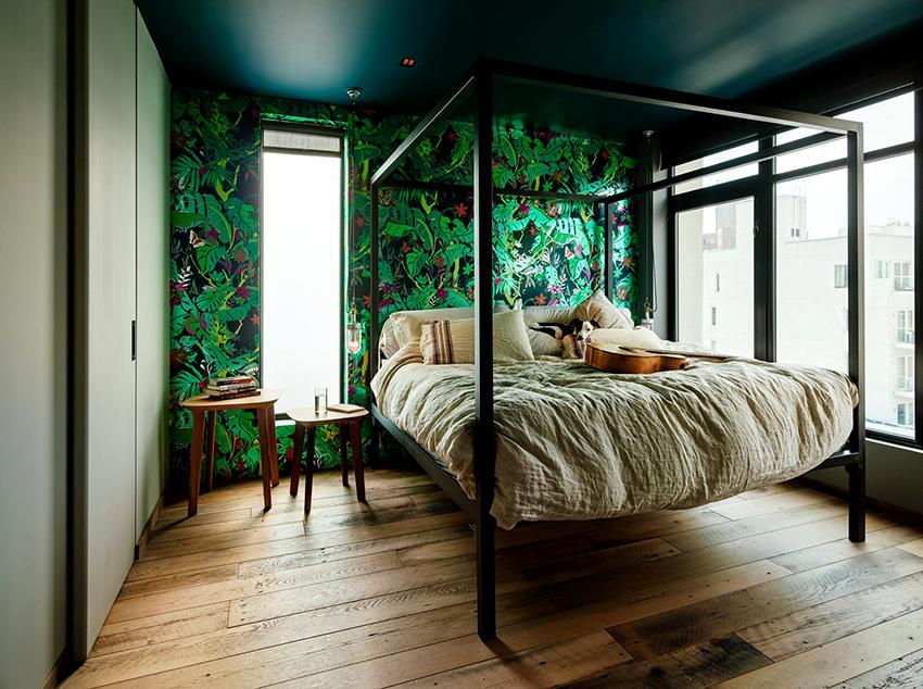 Несмотря на универсальность кроватей без спинки, их не всегда уместно использовать в классических интерьерах