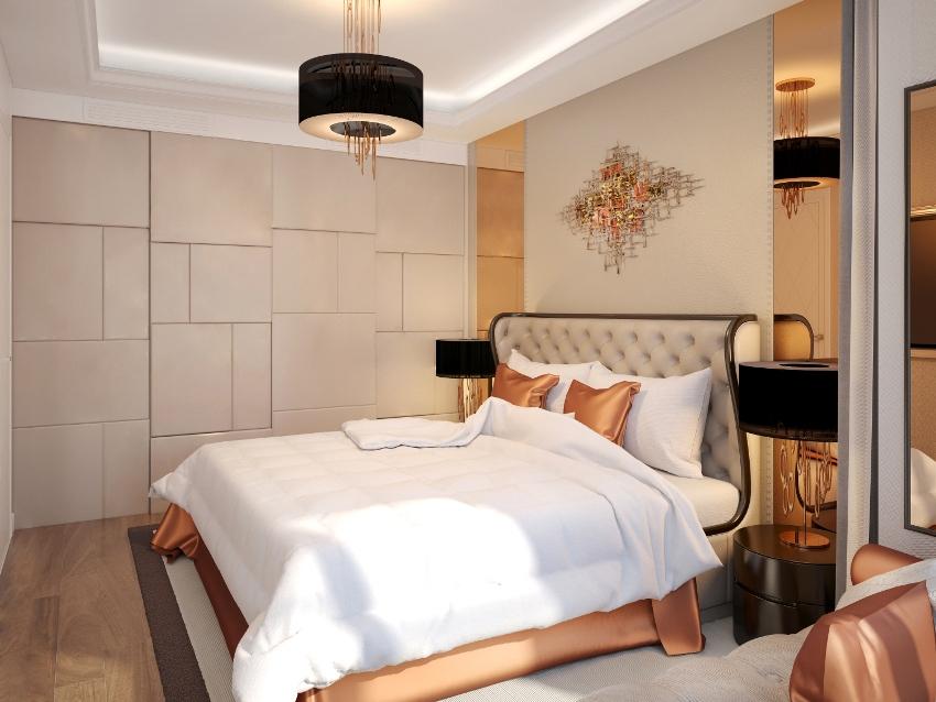 Дизайнеры предлагают отказаться в современном интерьере от идеи, что в одной комнате должен находиться только один осветительный прибор