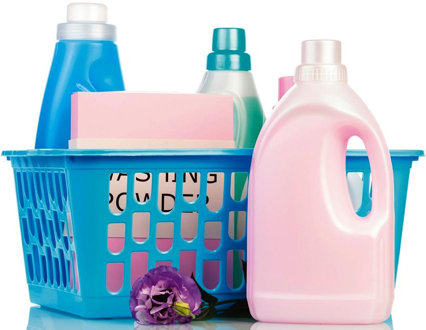 Мыло для моющего пылесоса может быть в виде геля, порошка или таблетки