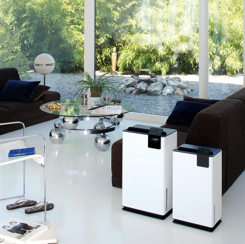 Из-за повышенной влажности портиться мебель, отделка стен и пола в помещениях