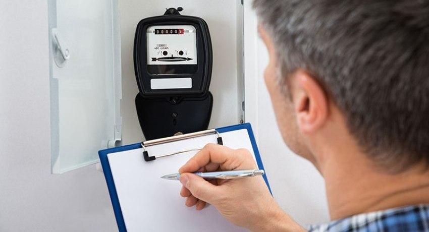 В квартирах устанавливают обычные конструктивно несложные газосчетчики, с которых легко снять показания