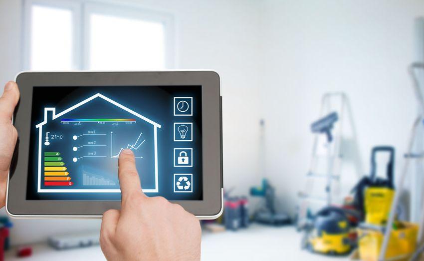 «Умный дом» – это автоматизированная система, которая может управлять домашними установками