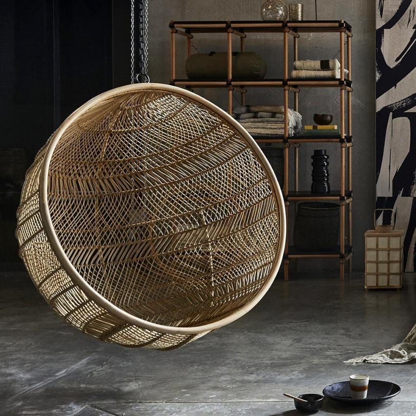 Изготовить подвесное кресло своими руками можно любого необходимого размера