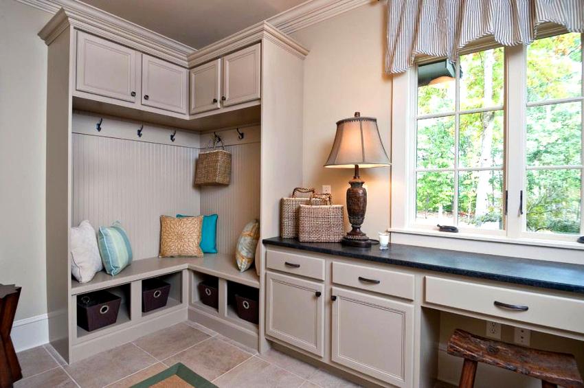 Угловая мебель – замечательный вариант для малогабаритных помещений