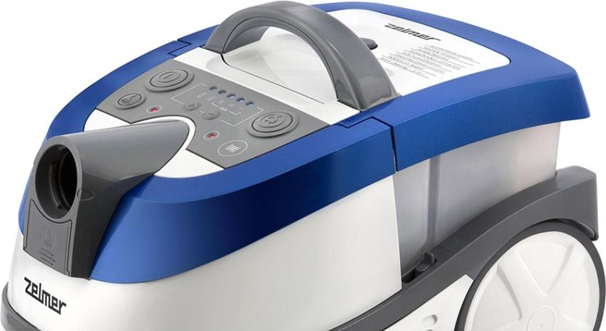 Пылесос с аквафильтром Zelmer Aquawelt 919 заботится о здоровье, защитит от аллергических реакций и множества заболеваний
