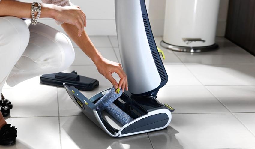 Аквафильтры легко вынимаются из пылесоса, быстро моются