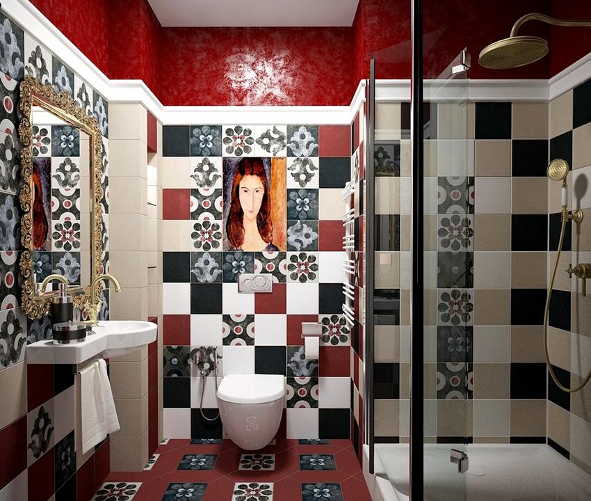 Продумывать интерьер туалета необходимо детально и внимательно, особенно если помещение небольшое
