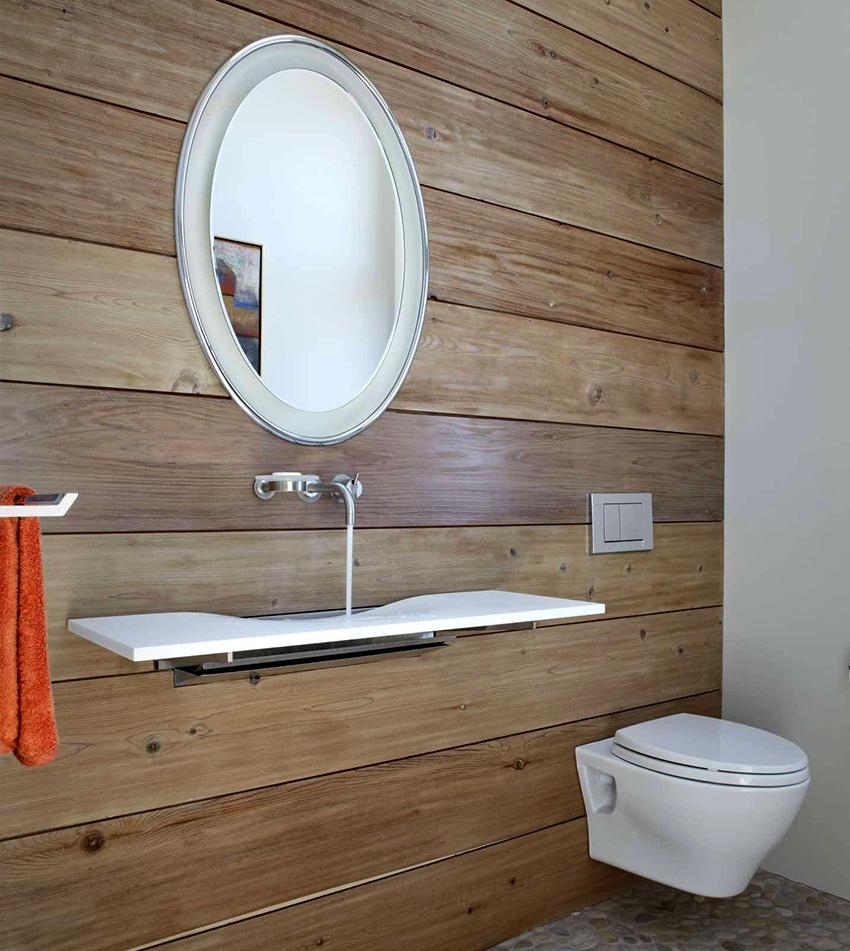 Ремонт туалета может быть косметический, капитальный и евроремонт