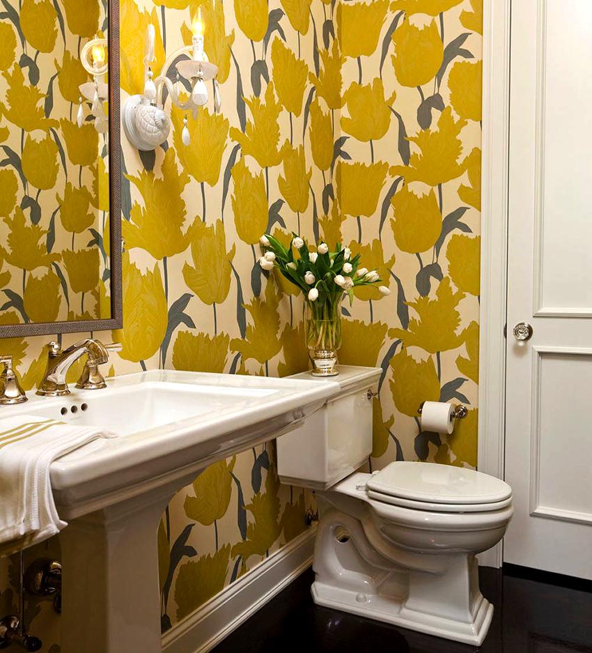 Минимальные размеры туалета могут быть: ширина – 80 см, длина – 120 см, высота – 240 см