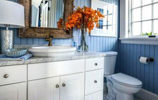 Ремонт туалета в квартире или доме: как создать красивый дизайн