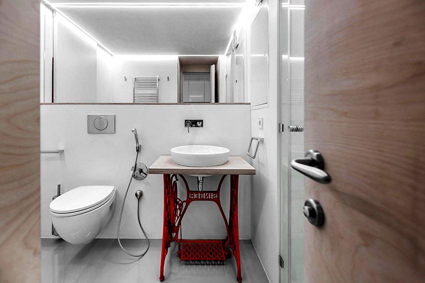 Во время ремонта туалета необходимо руководствоваться нормативами