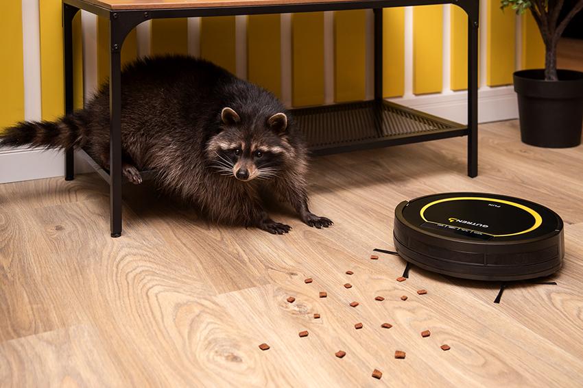 При выборе робота-пылесоса необходимо обращать внимание на размер пылесборника