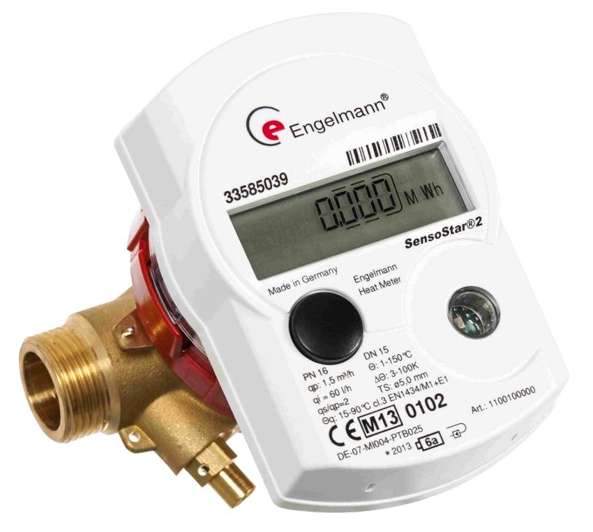 Помимо учета объема воды, счетчик с термодатчиком измеряет и фиксирует ее температуру