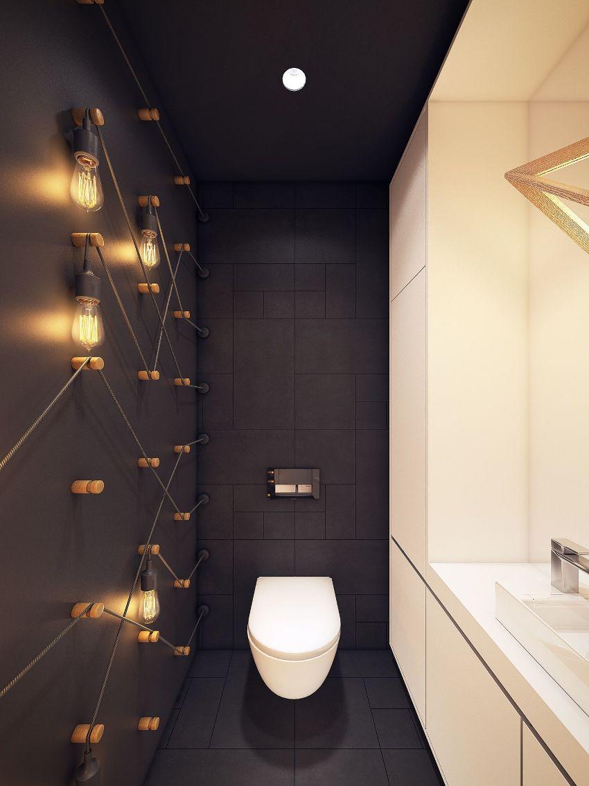 Шкафы-пеналы — высокие изделия, могут доставать до самого потолка помещения