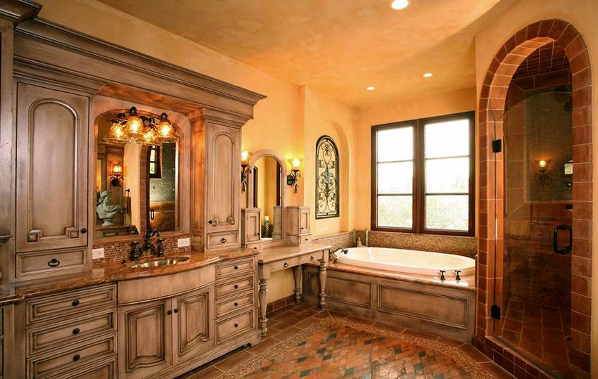 Шкаф для ванной должен быть прочным и вмещать все необходимые предметы