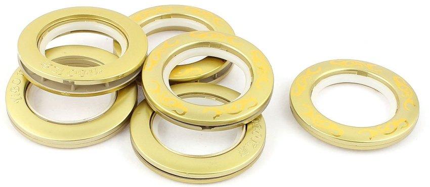 Люверсы в большинстве своем применяются для декоративных целей, в частности для придания аккуратного вида отверстиям