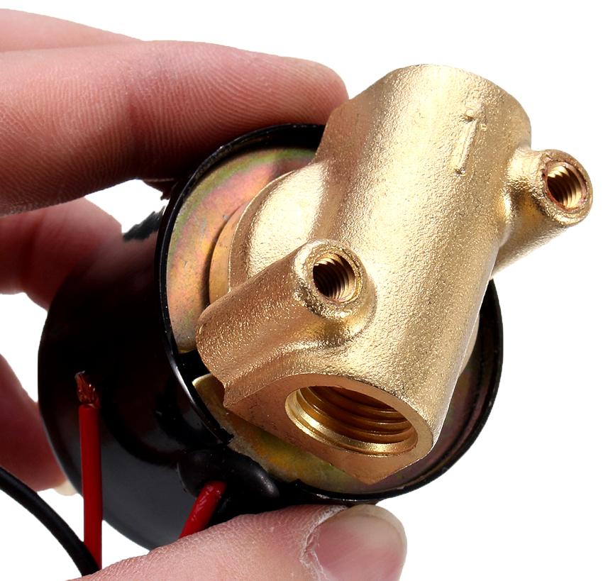 В процессе установки устройства своими руками необходимо контролировать направление стрелки на корпусе электроклапана