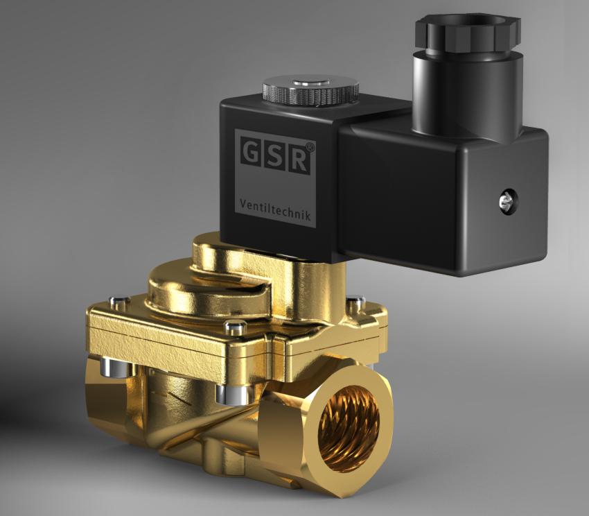 Электромагнитные клапаны - это запорные устройства, которые применяются для включения и отключения системы