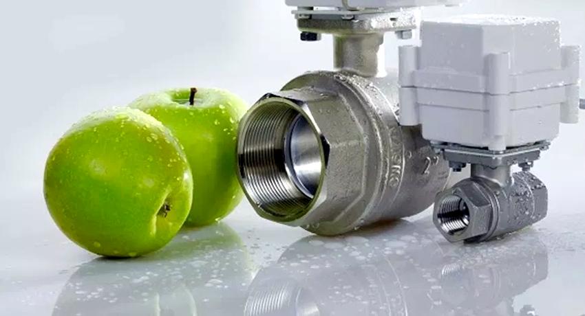 Компания Danfoss производит электромагнитные клапана как прямого действия, так и укомплектованные сервоприводом