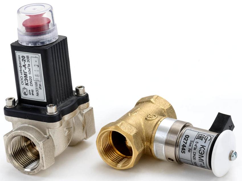 При правильном монтаже, электромагнитный клапан будет эффективно работать очень длительный срок