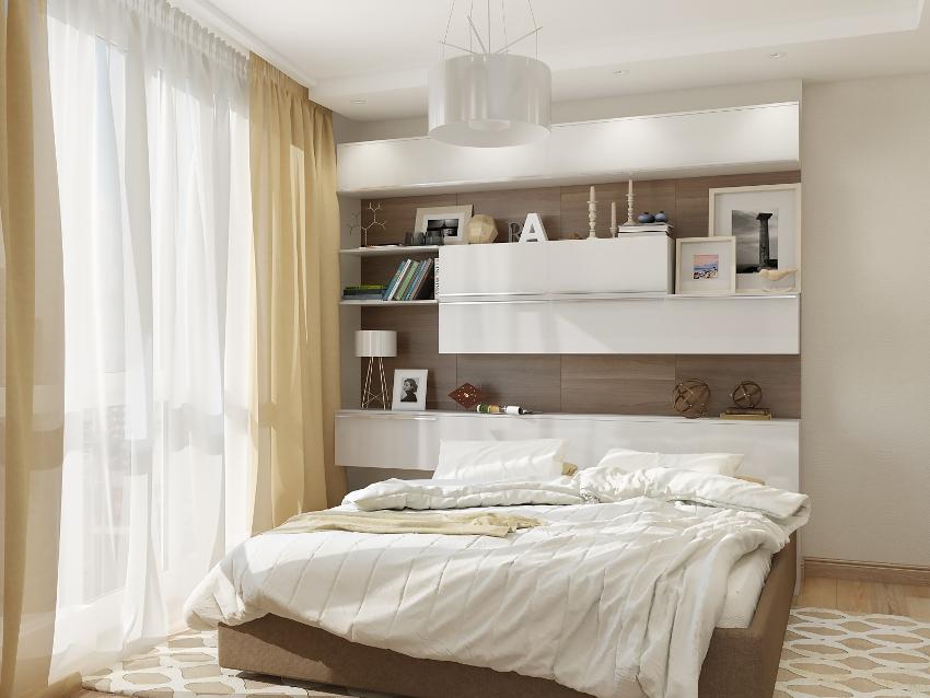 В первую очередь очень важно определиться с местом, которое планируется использовать для установки стенки