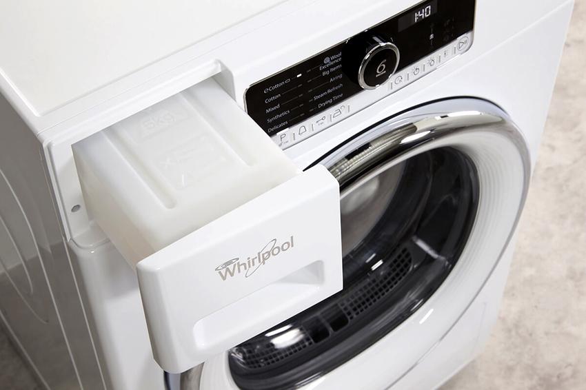 Стоимость сушильной машины Whirpool DSCX 90120 в среднем составляет 35 тыс. руб.