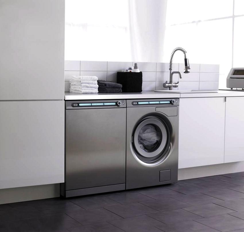 LG TD-V1329EA4 обладает большой вместительностью и может высушить до 10 кг белья за 1 раз