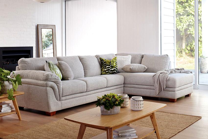 При покупке дивана необходимо учитывать его размер в сложенном и раскрытом виде