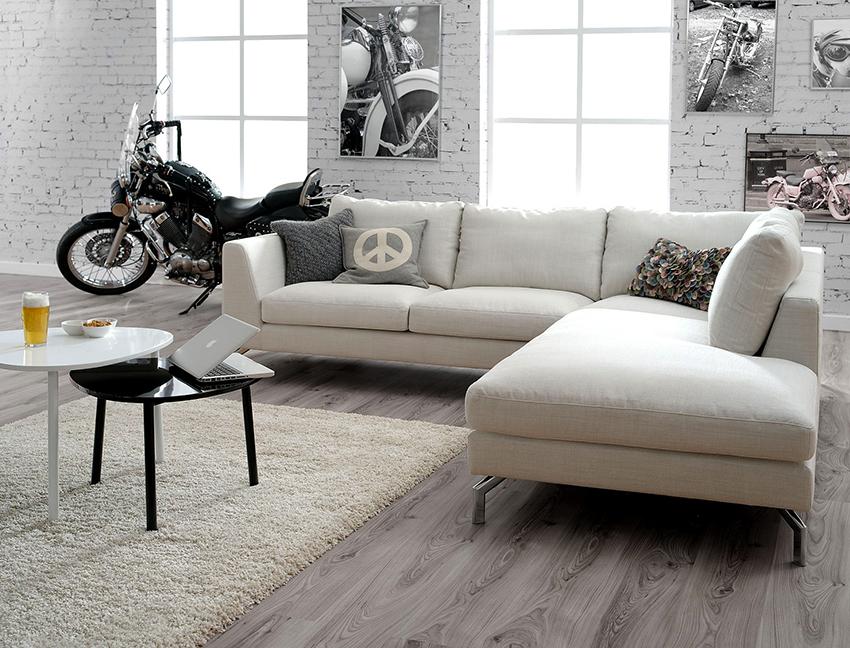 Цена на угловой диван будет зависеть от дизайна, механизма, обивки, габаритов и качества каркаса