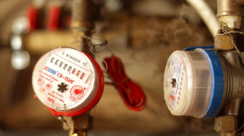По окончании монтажа в обязательном порядке производится проверка функционирования водоизмерительного прибора