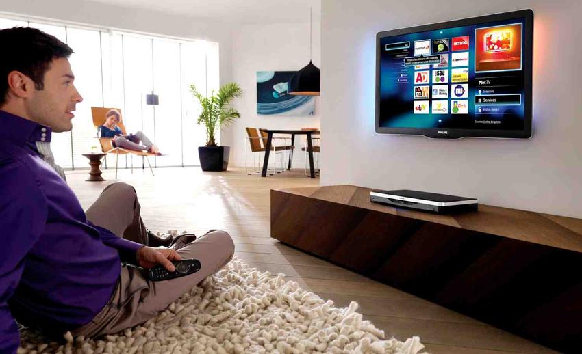 При производстве OLED-телевизоров не используются кристаллы, передача изображения происходит только с помощью диодов