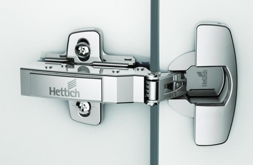 Доводчики немецкой компании Hettiсh более доступные, но не менее качественные устройства